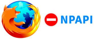 Mozilla Firefox с поддержкой NPAPI