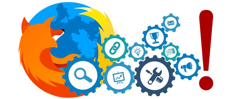 Mozilla Firefox запускает несколько процессов