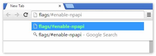Включить плагин NPAPI в Mozilla FireFox