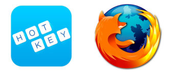 Горячие клавиши Mozilla Firefox