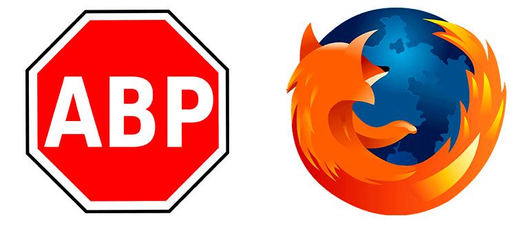 Плагин AdBlock для Mozilla Firefox