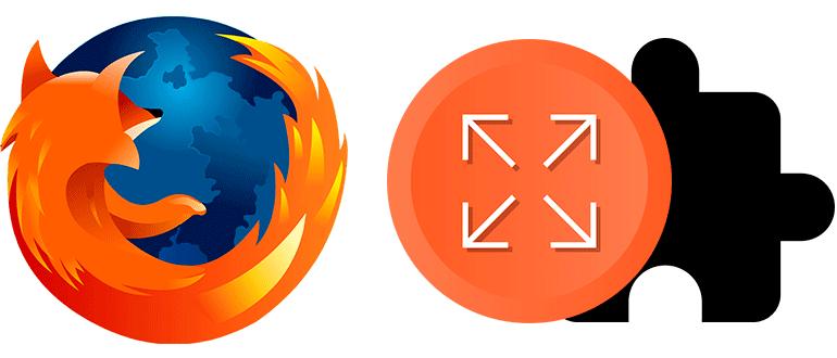 Скачать расширения и плагины для Mozilla Firefox