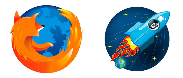 Ускорение браузера Mozilla Firefox - примеры и способы