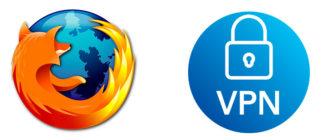 Анонимайзеры для Mozilla Firefox