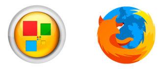 Экспресс-панель в Mozilla Firefox