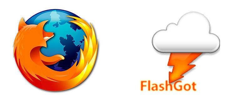 FlashGot для Mozilla Firefox