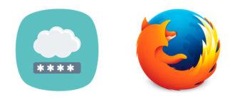 Импорт и экспорт пароля Mozilla Firefox