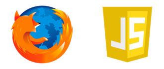 JavaScript в браузере Mozilla Firefox