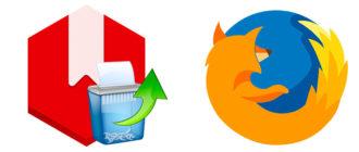 Как восстановить закладки в Mozilla Firefox