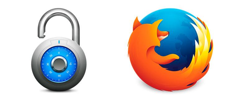 Как запаролить Mozilla Firefox