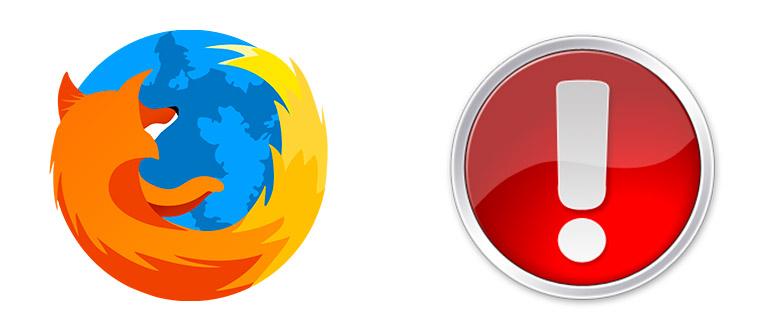 Mozilla Firefox не грузит страницы