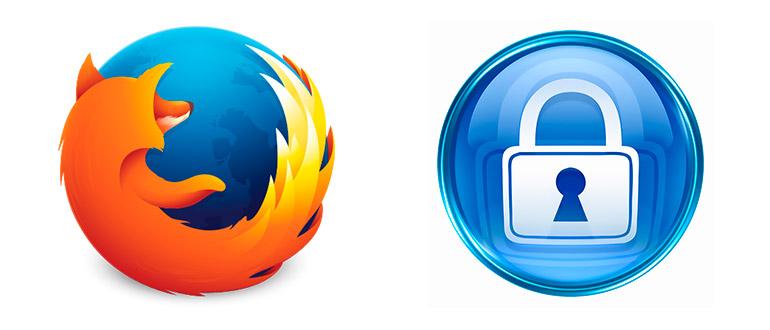 Mozilla Firefox не запоминает пароли