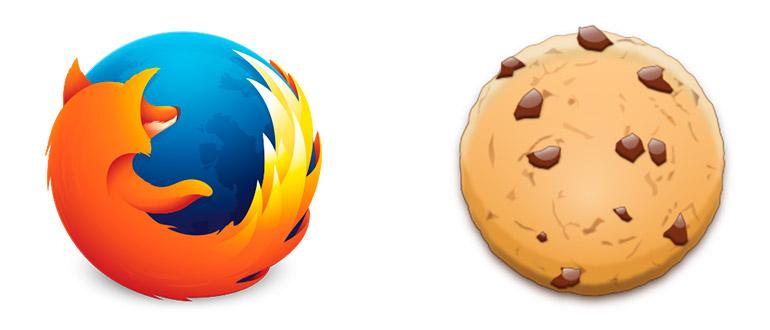 Настройка cookies в Mozilla Firefox