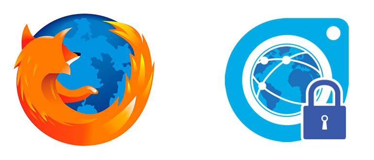 Настройка прокси в Mozilla Firefox