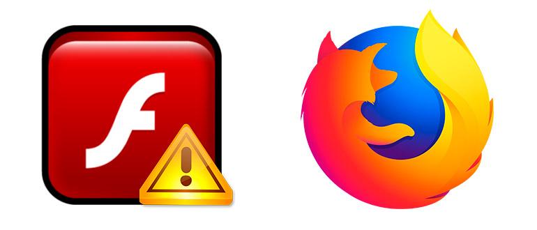 Не работает Adobe Flash Player в Mozilla Firefox