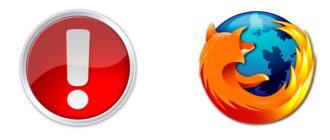 Ошибка при установлении защищенного соединения Mozilla Firefox