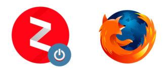 Отключить Яндекс Дзен в Mozilla Firefox