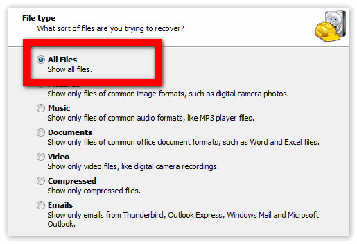 Открыть все файлы
