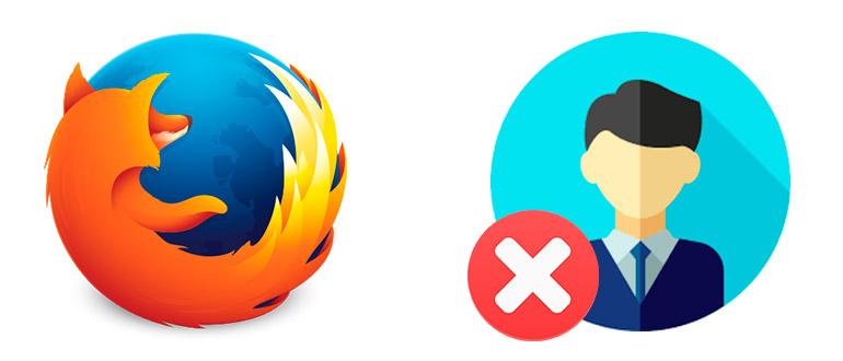 Отсутствует профиль Mozilla FirefoxОтсутствует профиль Mozilla Firefox
