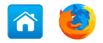 Поменять домашнюю страницу в Mozilla Firefox