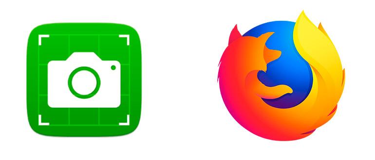 Скриншот в Firefox - как его можно сделать