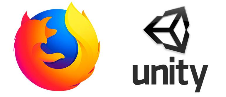Unity Web Player для Mozilla Firefox
