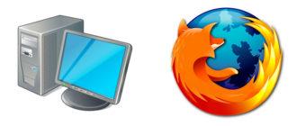 Установка Mozilla на компьютер