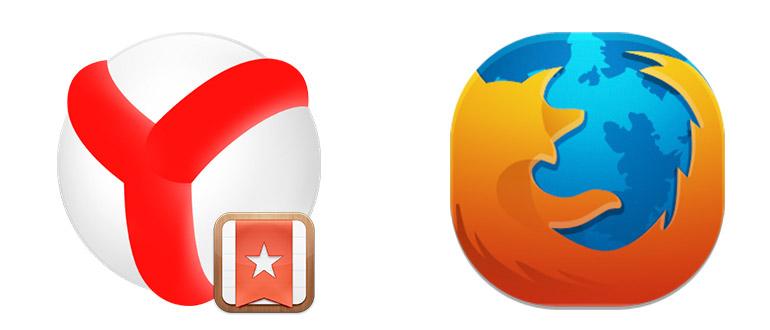 Визуальные закладки «Яндекса» для Mozilla Firefox