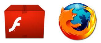 Включаем Adobe Flash Player в Mozilla Firefox
