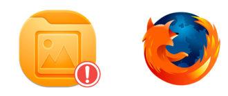 Включить загрузку картинок в Mozilla Firefox