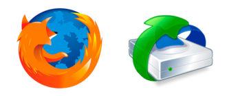 Восстановление вкладок в Mozilla Firefox