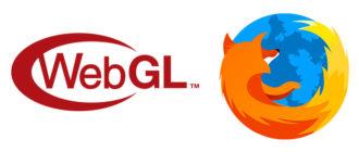 WebGL для Mozilla Firefox